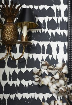 South Shore Decorating Blog: Bold and Graphic Wallpaper Favorites