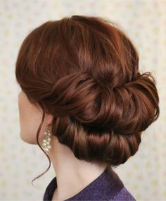 How To Do A Double Gibson - Perfect Hair For A New Years Eve Party!