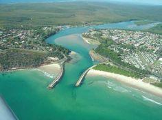 Evans Head, New South Wales, AUSTRALIA.