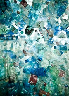 Contro la plastica - Against #plastic #bottles