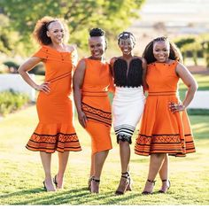 African Traditional Wedding Dress, African Fashion Traditional, Traditional Wedding Attire, Traditional Outfits, Xhosa Attire, African Attire, African Dress, African Outfits, African Wear