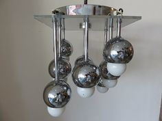 Lucite And Chrome Vintage MidCentury Modern by FLORIDAMODERN33405, $895.00