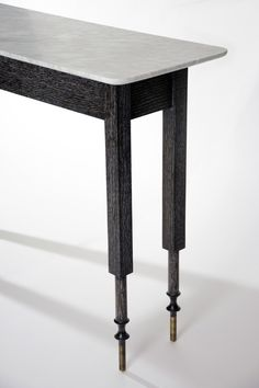 Erland Console Table   Matthew Fairbank Design, New York
