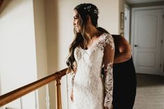 Best Wedding Styles Kristin Lauria and Marcus Johns 31 Kristin Johns, Chic Wedding, Wedding Styles, Dream Wedding, Wedding Bride, Marcus Johns, Wedding Portraits, Wedding Photos, Bride Hairstyles For Long Hair