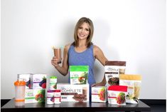 Olympic gymnast and ovarian cancer survivor Shannon Miller announces partnership with Juice Plus+ to encourage healthier lifestyles. Different Fruits, Variety Of Fruits, Fruits And Veggies, Juice Plus Tower Garden, Juice Plus Complete, Gluten Free Grains, Healthy Oils, Eat Fruit, Healthy Alternatives