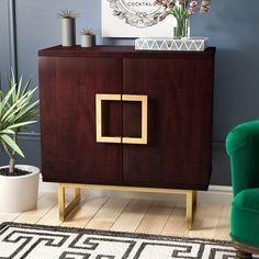 Breene 2 Door Accent Chest by Willa Arlo Interiors – FurnitureFlix Cabinet Furniture, Living Room Furniture, Modern Furniture, Home Furniture, Furniture Design, Furniture Stores, Rustic Furniture, Luxury Furniture, Accent Chest