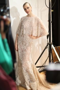 Haute Couture| Elie Saab Couture Fall 2014/15 Paris | http://www.theglampepper.com/2014/07/22/haute-couture-elie-saab-fall-201415-paris/