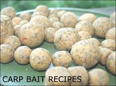 Killer Carp Bait Recipes. Save money by learning how to make carp bait recipes at home.Base mixes can be adapted to use as a ground bait, spod or stick mix.