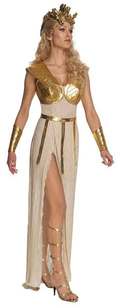 Clash Of Titans Sexy Athena Greek Mythology Goddess Costume Adult X-Small  Secret Wishes b2956bc6d372
