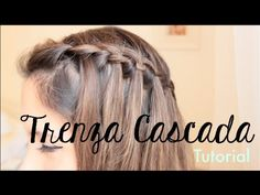 Tutorial: TRENZA CASCADA ♥ (FÁCIL Y CLARO) | ColorfulMemories99 - YouTube