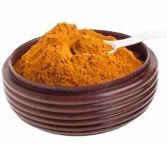 Turmeric is a spice commonly used in Indian cooking. Think of all those nummy dishes that have a yellow hue to them - chances are that yellow was obtained using turmeric. Turmeric is an herb that's. Turmeric Health Benefits, Turmeric Tea, Natural Health Remedies, Pumpkin Pie Spice, Korn, Healthy Weight, Herbalism, Good Food, At Least