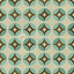 Seamless retro grunge background Royalty Free Stock Vector Art Illustration