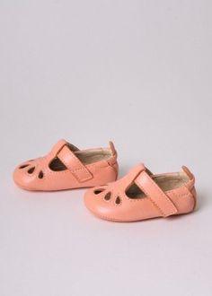 #shoes #fashion #baby #peach