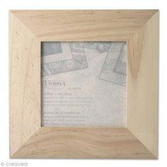 Marco de madera - formato foto 13 x 13 cm - Fotografía n°1