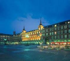 Echo de menos La Plaza Mayor en Madrid