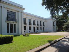 Ben May Main Library: Mobile, Alabama