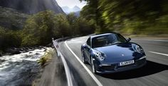 The 911 Carrera S is powered by a 3.8-litre boxer engine. It produces 294 kW (400 hp) at 7,400 rpm and the maximum torque of 440 Nm is achieved at 5,600 rpm. With the optional Porsche Doppelkupplung (PDK), the figures are 0 to 100 km/h in 4.3 seconds and a top speed of 302 km/h. 911 Carrera S: fuel consumption (in l/100 km) urban 14.1–12.3 · extra urban 7.2–6.8 · combined 9.7–8.8; CO2 emissions 229–208 g/km.  Learn more: http://www.porsche.com/microsite/911/