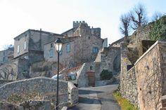 Montaigut Le Blanc - village in Auvergne