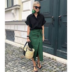 Mode Outfits, Chic Outfits, Summer Outfits, Fashion Outfits, Womens Fashion, Fall Outfits, Summer Fashions, Woman Outfits, Office Outfits