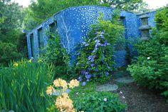 The Eccentric Artists' Gardens Exhibit and Tour is back! Sky Garden, Blue Garden, Boulder Garden, Front Range, Garden Journal, Meet The Artist, Planting Seeds, Eccentric, Clematis