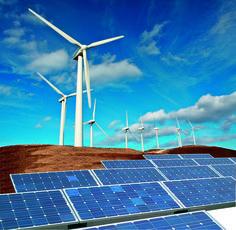 Forskellige former for energi, solceller-  og vind energi. #Elektrisk energi #El installationer Herlev #El installationer i Herlev #El Herlev #El installationer