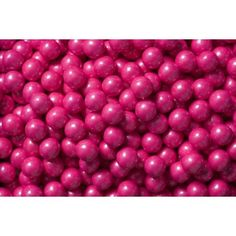 SweetWorks Candy Beads - Chocolate - Pearl - Bright Pink Golda's Kitchen