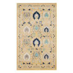 Safavieh Evoke EVK251 Indoor Area Rug Blue / Ivory - EVK251C-211