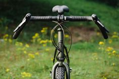 Dropbar bikes that are capable of running full width mountain bike tires