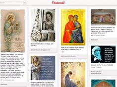 Women We Love — Catholic Pinterest Board of the Week. You're definitely going to want to check out all of the boards from the San Antonio Catholic Women's Conference!
