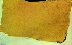 Sem Título 1965 | Tomie Ohtake óleo sobre tela, c.i.e. 60.00 x 100.00 cm