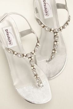 1ae2b651381eb7 These gorgeous low wedge thong sandals transition effortlessly from day to  evening! Low wedge thong · Wedding ...