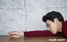 Ryu Jun Yeol - Marie Claire Magazine February Issue '16