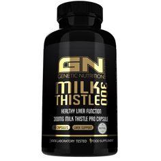 GN Laboratories Milk Thistle 300 90 Kapseln
