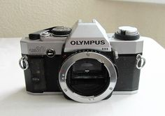 Olympus OM20 camera body only - Good working condition! #Olympus