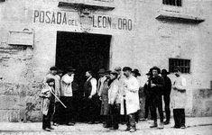 Cava Baja en 1917