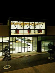 Centre culturel - Cergy-Pontoise - Badia-Berger