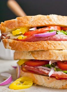 Grilled Italian Stuffed Sandwich Loaf @neighborfood @sargentocheese #realcheesepeople