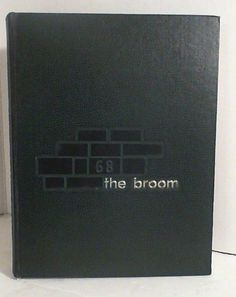 The Broom:  1968 Delta State College Yearbook Cleveland Mississippi