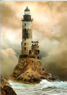 Aniva Lighthouse | HOME SWEET WORLD