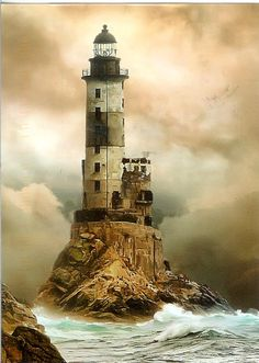 Aniva Lighthouse, Russia