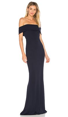 b4a6fb3dc7e49 Shop for Katie May Legacy Gown in Navy at REVOLVE. Free day shipping and  returns, 30 day price match guarantee.