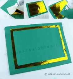 6.cartao-verde-de-natal-artesanal