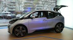BMW i3 kort getest door eGear - Jan 2014