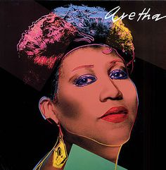 Aretha Fraklin ~ I really love your soul music, sister.