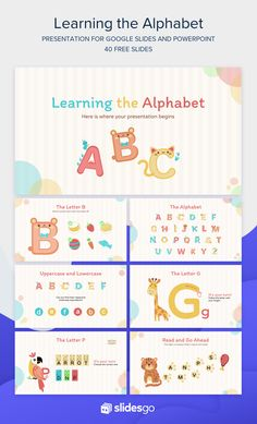 Free Powerpoint Templates Download, Powerpoint Presentation Templates, Powerpoint Games, Teaching The Alphabet, Slide Design, Presentation Design, Activities For Kids, Learning, Salsa