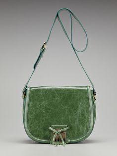 Kiltie Shoulder Bag by RED Valentino
