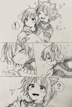 Blondes Anime Girl, Cute Short Stories, Manga Anime, Anime Art, Wie Zeichnet Man Manga, Manga Pages, Manga Drawing, Anime Outfits, Character Illustration