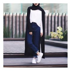 OOTD Hijab _ Minimal _ We Heart It