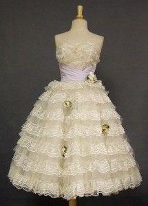 cute vintage prom dresses