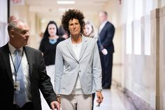 Andrea Constand, who has accused Bill Cosby of sexual assault, has been a remarkable example of what it takes to stand up to the essential difficulty of the dynamics of a rape trial.